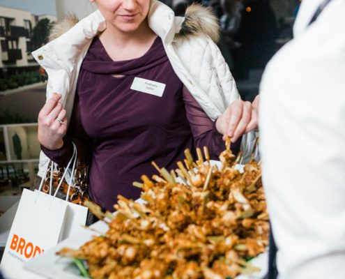 catering investevents